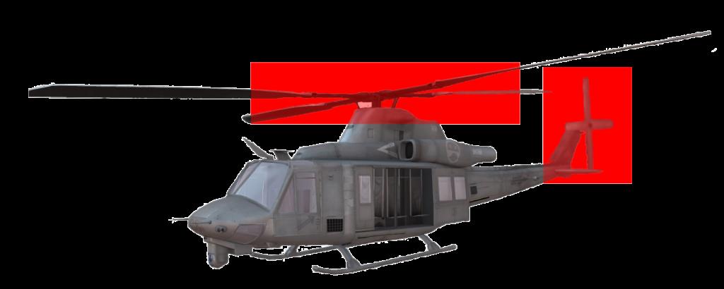 Как уничтожить вертолет в Rust