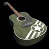 Скины для гитары Rust