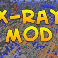 чит X-Ray для майнкрафт